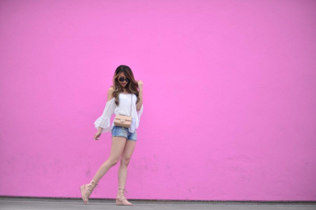 kerinamango_LA_pinkwall