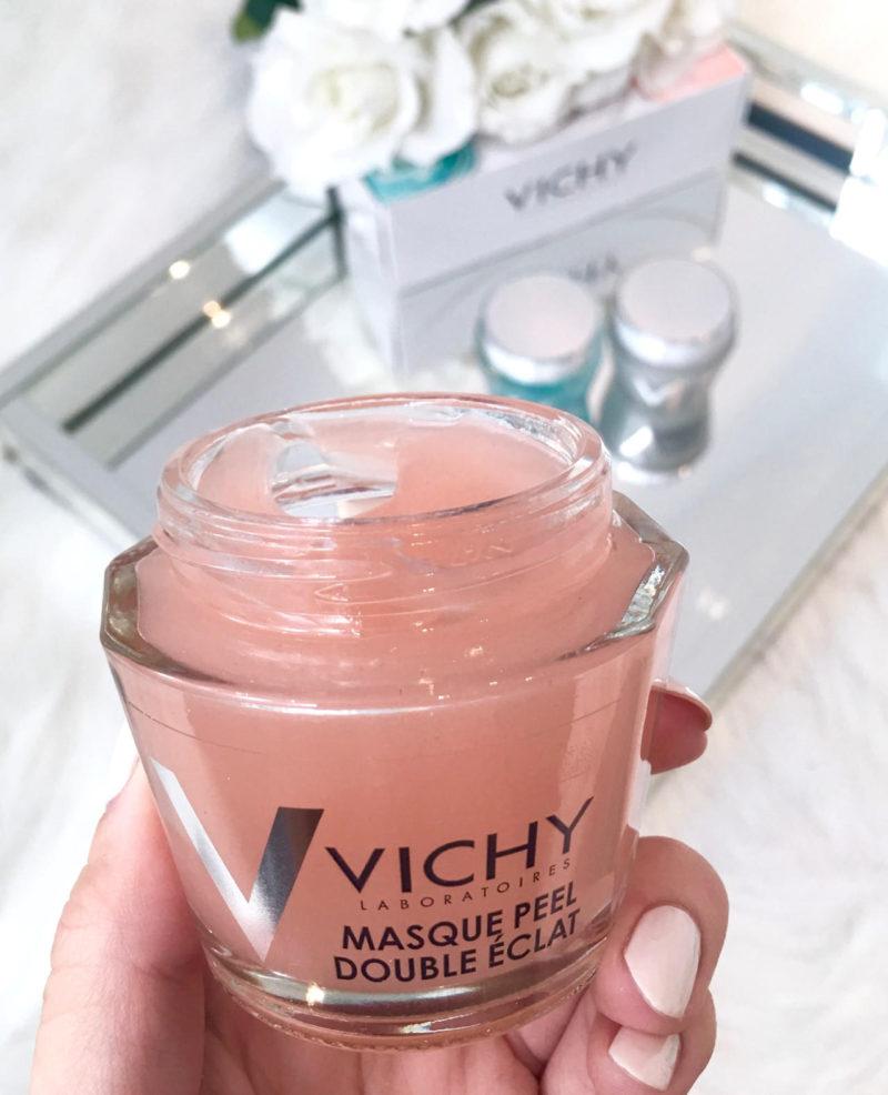 Vichy masks review by Kerina Mango