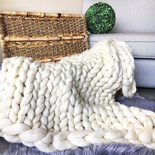 home decor wool blanket