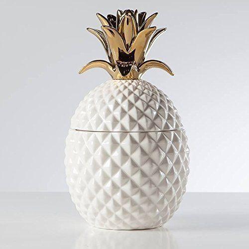 home decor pineapple