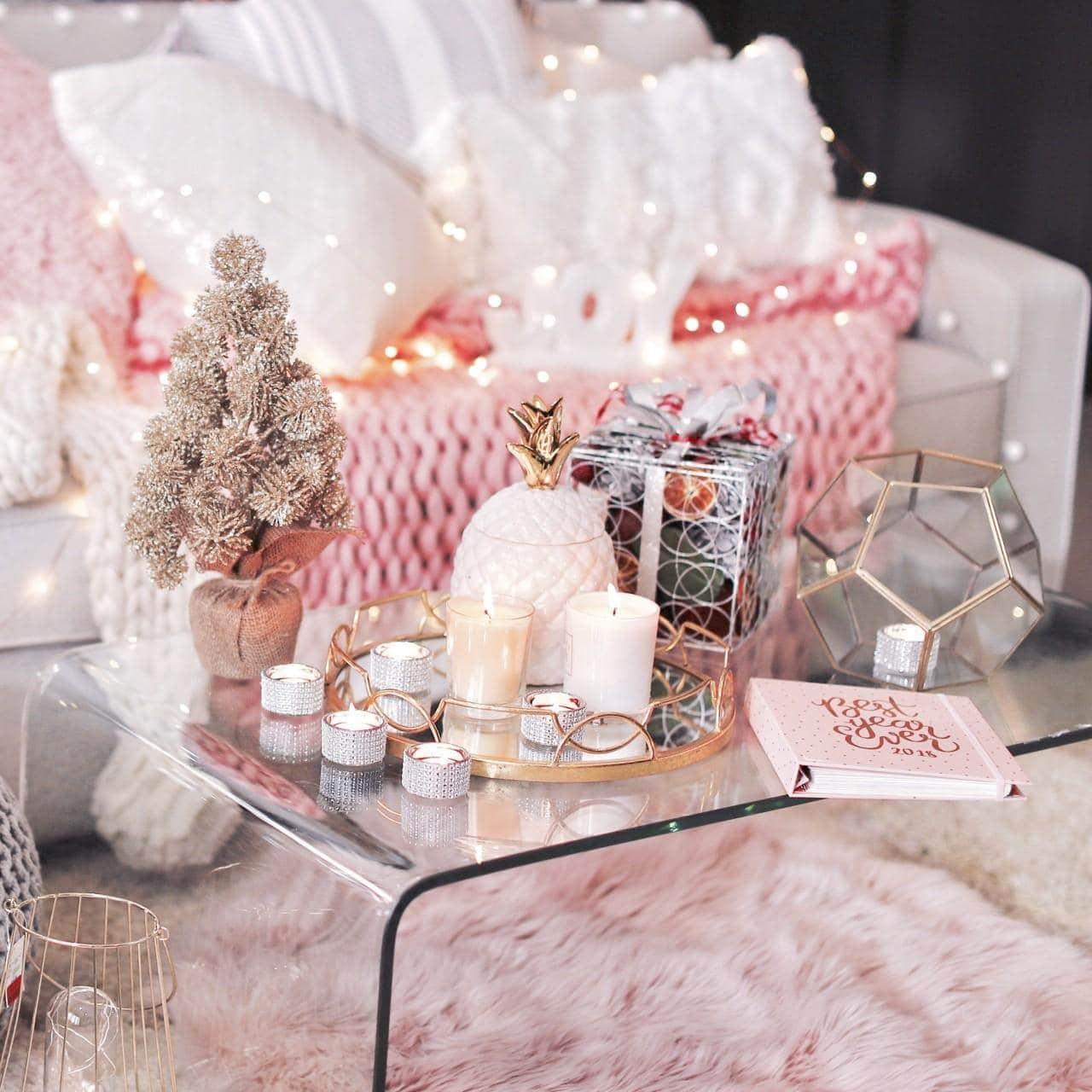 home decor christmas holidays cute