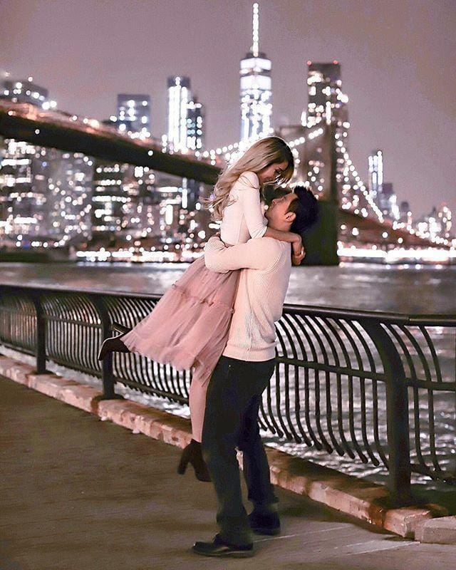 my winter romance new york travelling trip