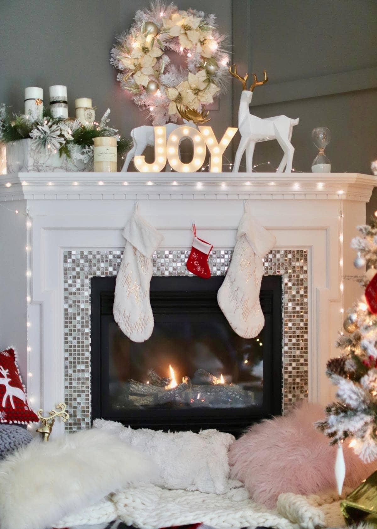 Decorate For Christmas At Homesense Kerina Mango