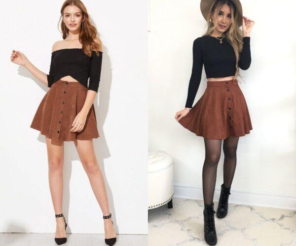 KerinaWang SHEIN review outfit early fall3